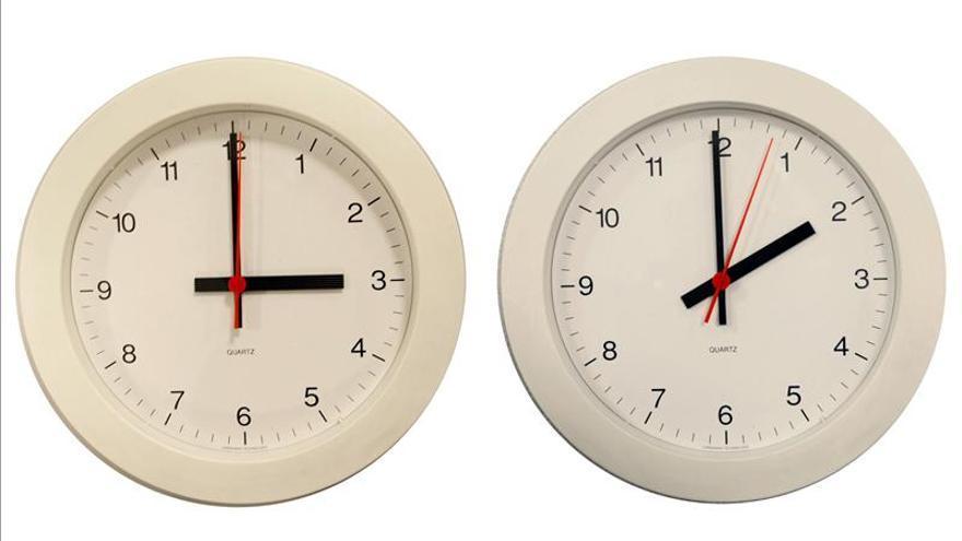 El domingo diremos adiós al horario de verano al atrasar una hora el reloj