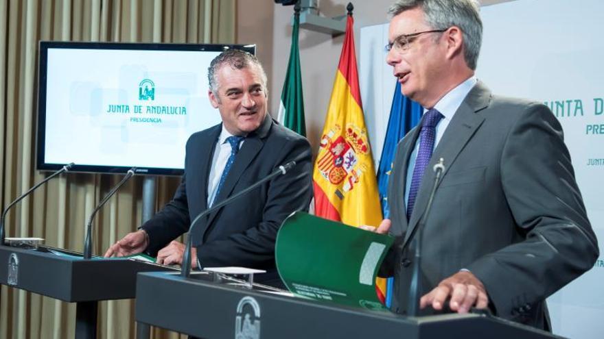 """Andalucía pide que el Gobierno fije criterios para """"repartir la solidaridad"""" entre las CCAA"""