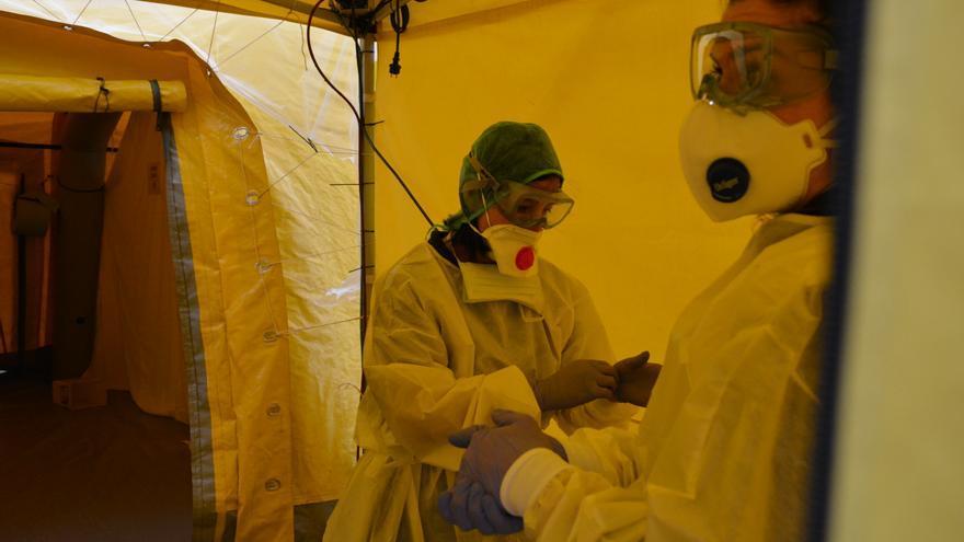 Sanitarias del Complejo Hospitalario de Navarra