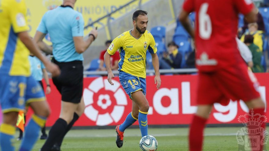 Deivid había jugado esta campaña solo cinco partidos de liga y dos de Copa.
