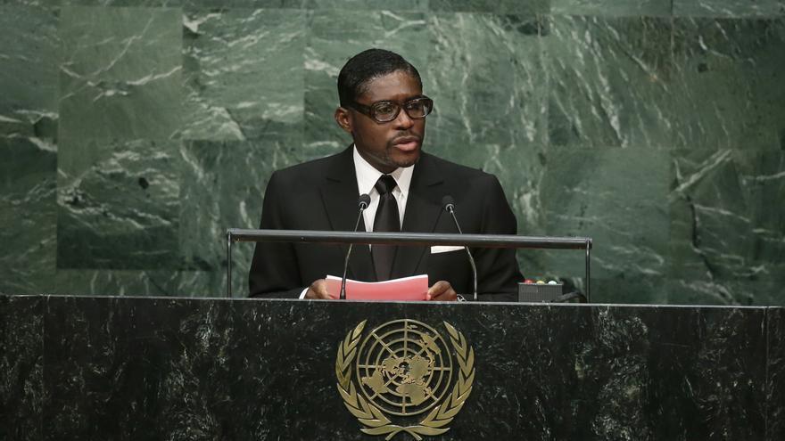 Uno de los abogados de Obiang pidió este lunes en el tribunal que el juicio fuese suspendido sobre la base de que no se había dado el tiempo suficiente a su cliente para preparar adecuadamente su defensa.