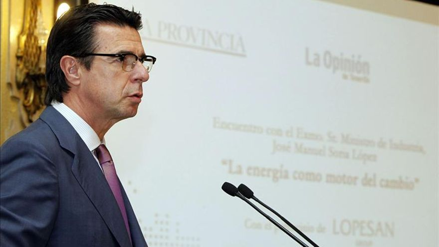 El PSOE pide al ministro de Industria que reciba a los alcaldes del entorno de Garoña