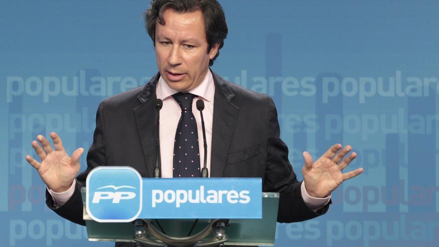 """Floriano dice que """"habrá una legislación igual para toda España"""" respecto a Eurovegas"""