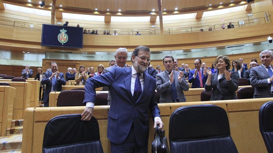 """Rajoy zanja que no hay argumentos para reformar la Constitución y que se necesita """"no estar presionado por nadie"""""""
