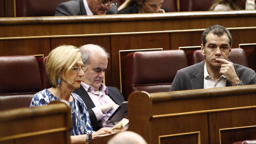 UPyD se cita el 30 de noviembre para decidir su futuro, con su antiguo núcleo dirigente desperdigado en Cs, PP y PSOE