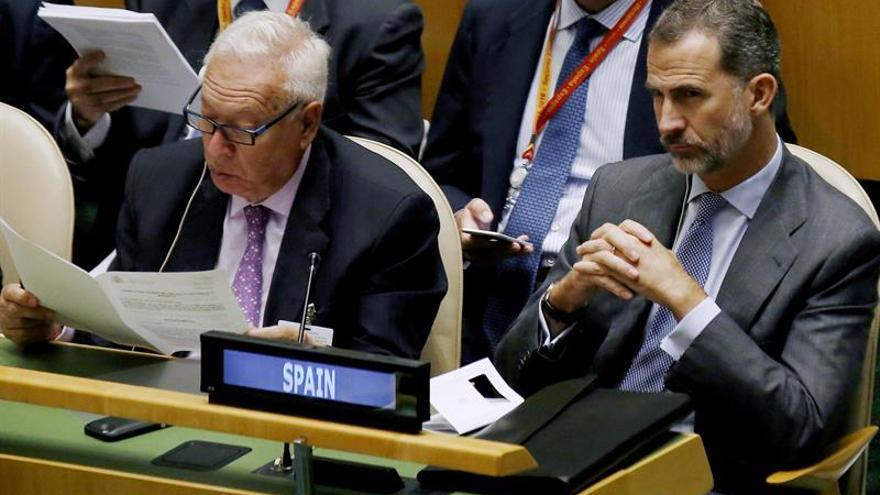Felipe VI destaca que los refugiados deben respetar los valores de los países de acogida