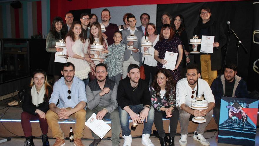 'Tabib' y 'Gaza', galardonadas con los premios a Mejor Corto y Mejor Documental en la novena edición de Fecicam