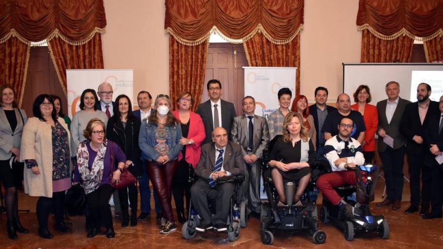 Ciudad Real alza la voz a favor de las personas con discapacidad