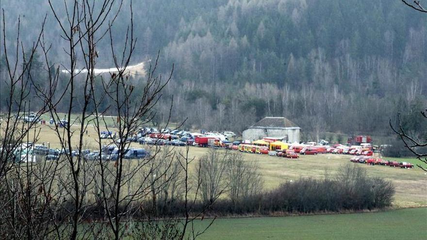 Una zona escarpada y remota de los Alpes franceses, escenario de la tragedia
