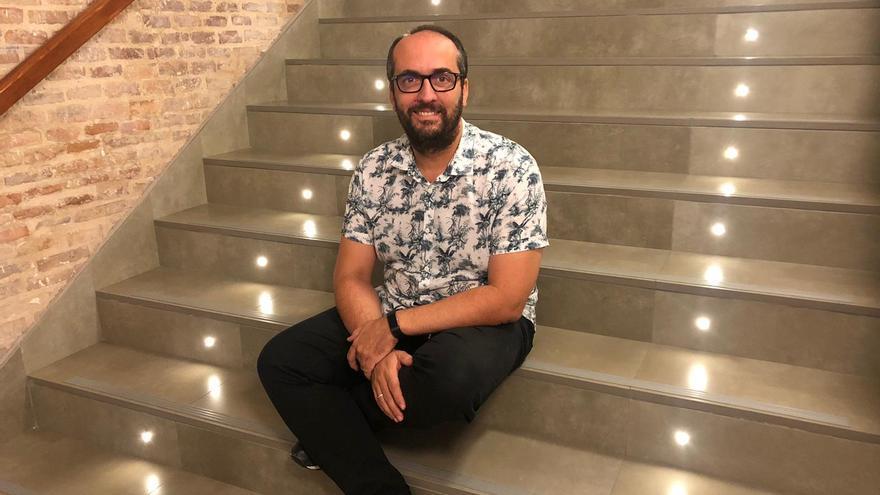 Juan Pablo Soler, coordinador del TCM y Romea