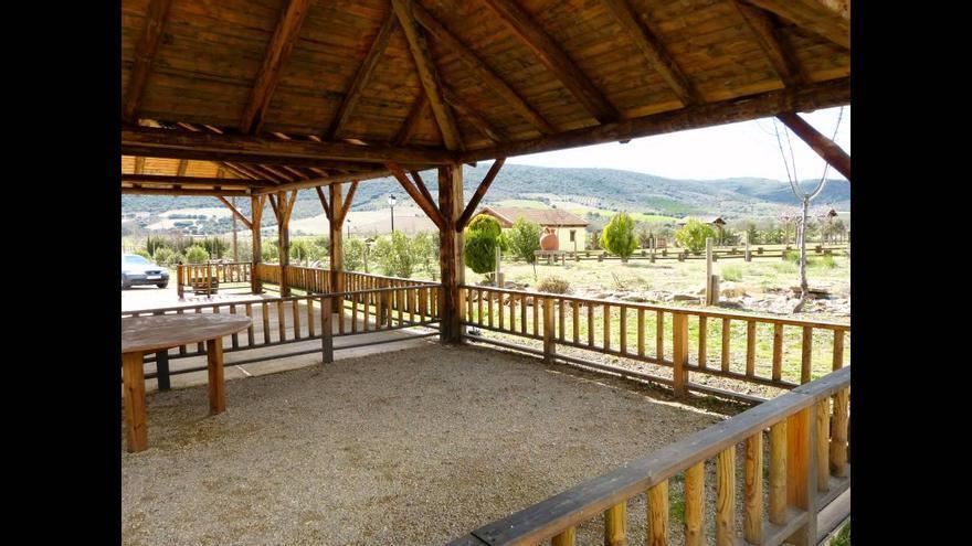 El Rincón del Cerrilo, en Los Cortijos (Ciudad Real)
