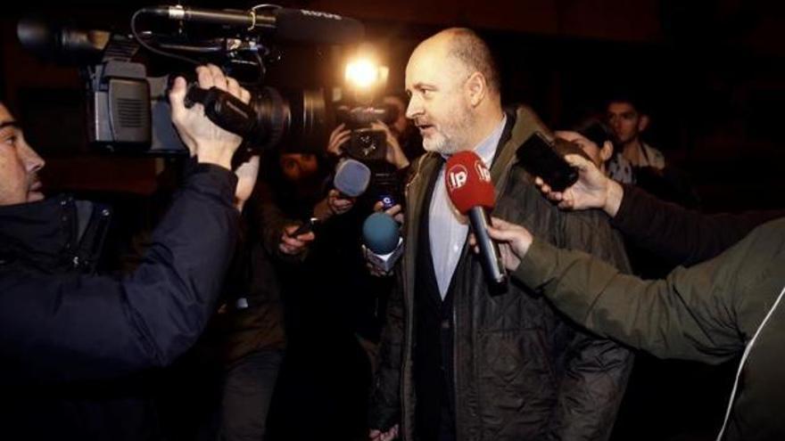El exsecretario autonómico y exdiputado autonómico del PP David Serra