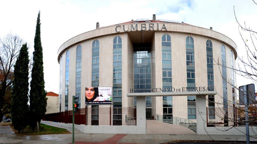Hotel Cumbria en Ciudad Real. Foto por www.ciudad-real.es