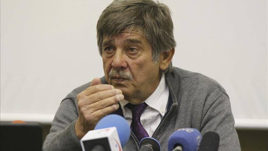 Los impulsores de la querella contra el franquismo celebran la primera comparecencia de un acusado