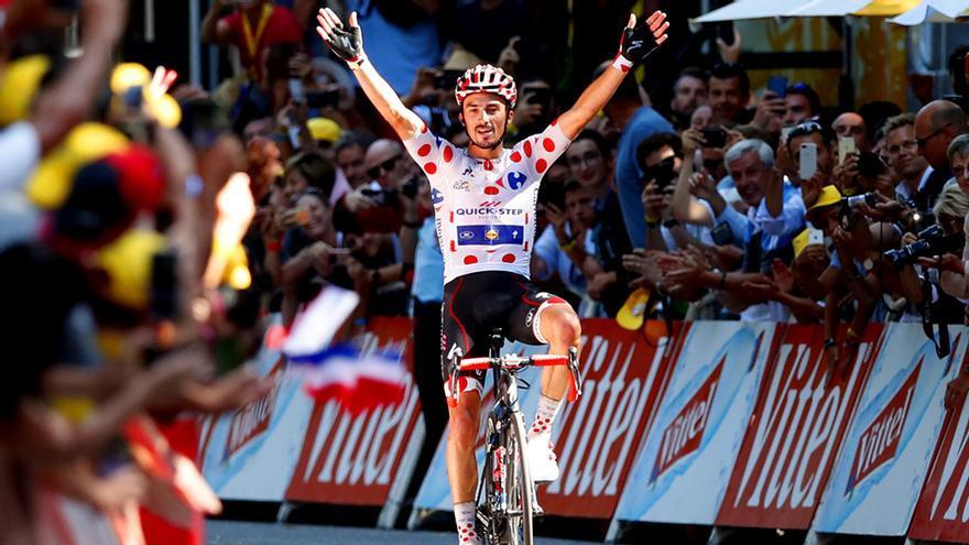 El Tour de Francia brilla en Teledeporte y es lo más visto del día en La 1