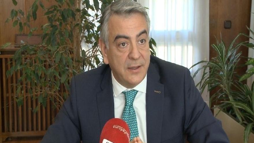 Delegado del Gobierno en País Vasco dice que había que resolver el conflicto de la Ertzaintza antes de abordar los PGE