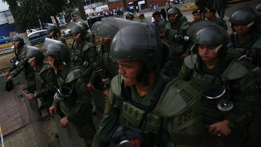 Los comicios venezolanos estarán resguardados por 39.000 militares
