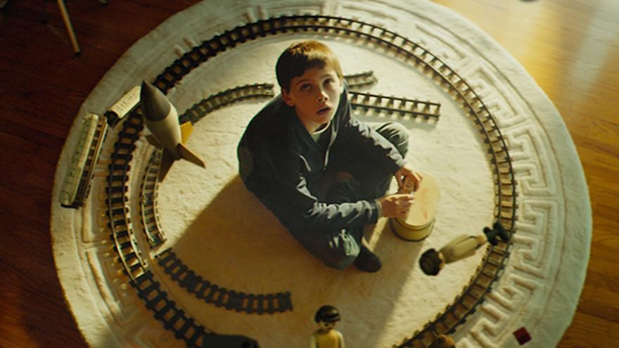 Fotograma de 'Zero', un cortometraje de David Victori producido por Ridley Scott y Michael Fassbender.