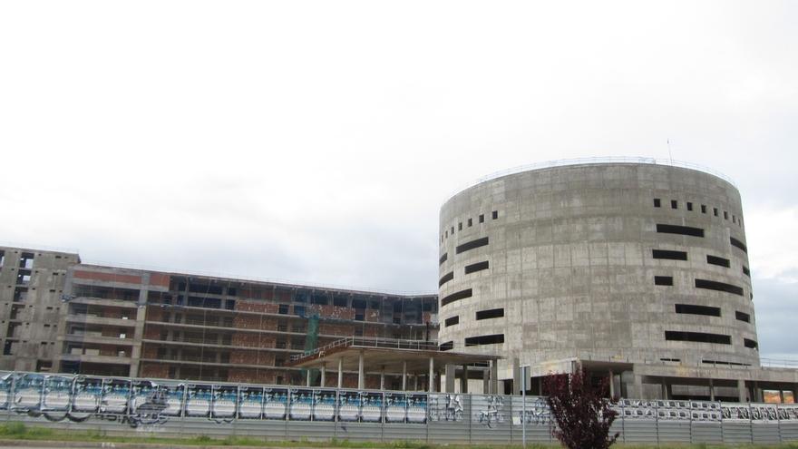 El consorcio de OHL, Acciona y ACS presenta una oferta por el Hospital de Toledo con una baja del 5%
