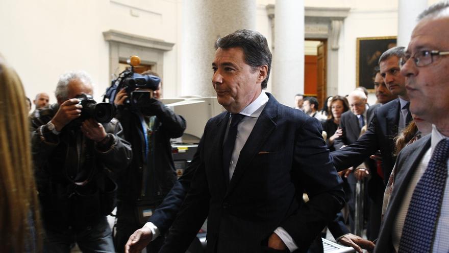 """González dice que la conversación con dos comisarios evidencia el """"objetivo claro"""" de """"amedrentamiento"""""""