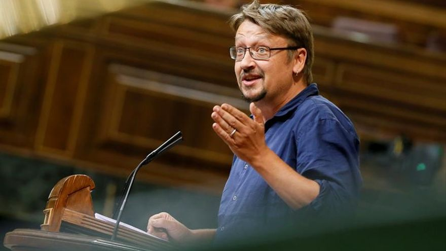 En Comù pide que Congreso se pronuncie sobre el 155 antes de que Rajoy actúe