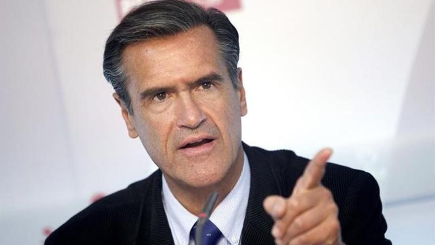 Juan Fernando López Aguilar, en una imagen de archivo