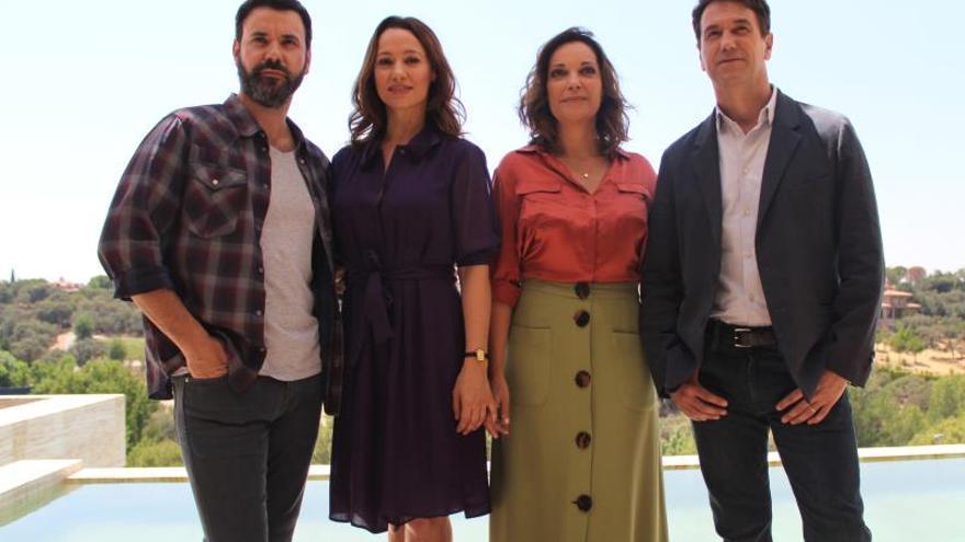 """""""El nudo"""": la serie de Natalia Verbeke que Antena 3 prepara para """"prime time"""""""