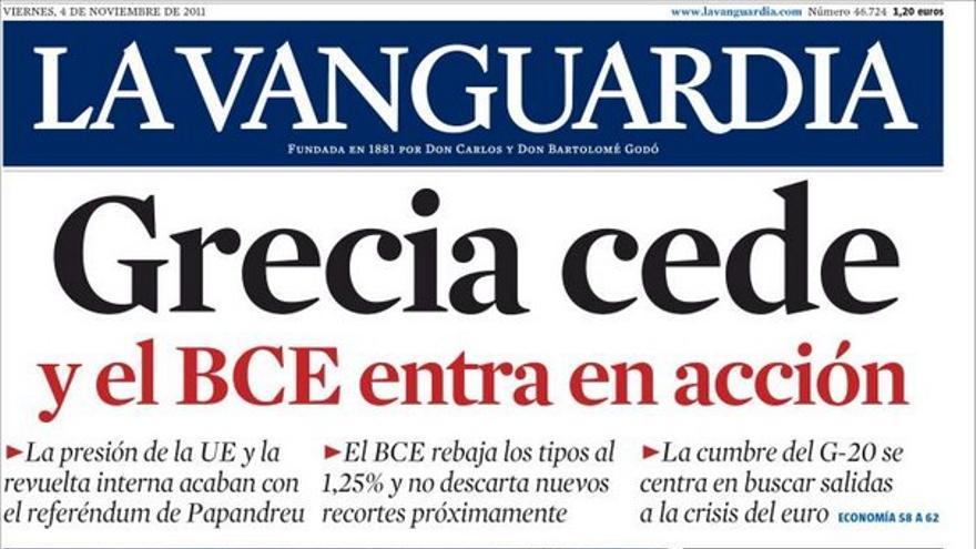 De las portadas del día (04/11/2011) #11