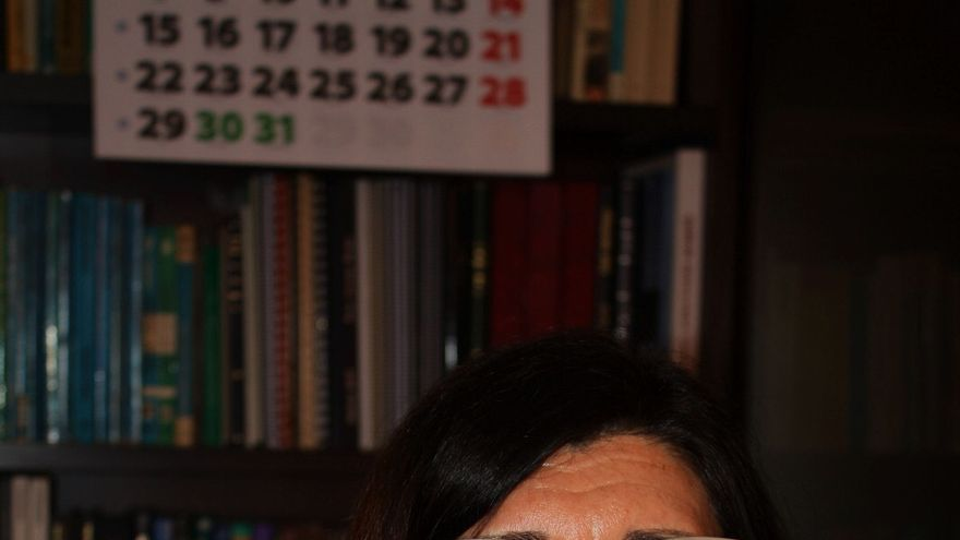 María Luisa Moltó.