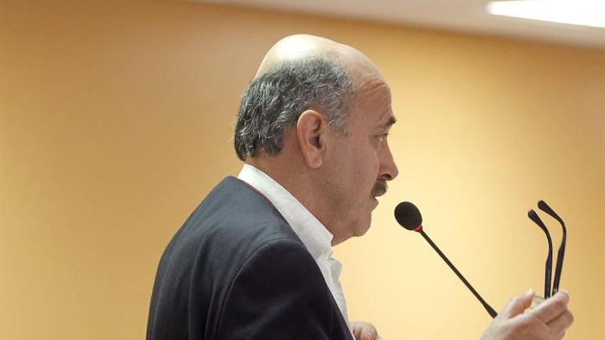 El exconcejal de la capital tinerfeña Norberto Plasencia. EFE/Cristóbal García