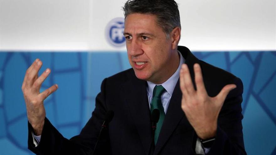 Xavier García Albiol se ha referido a la investigación de un fiscal contra él que acabó cerrada por una superior