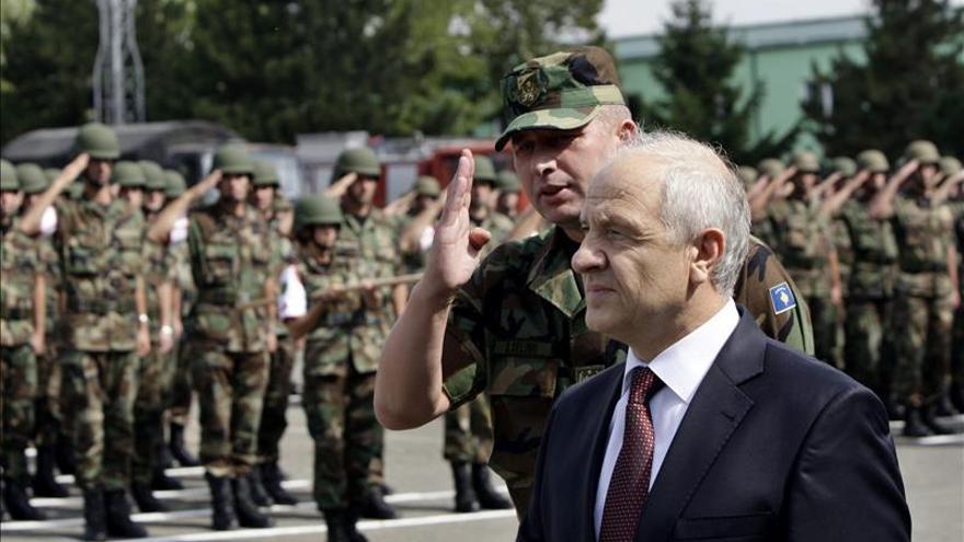 Condenados por crímenes de guerra dos exguerrilleros y políticos kosovares