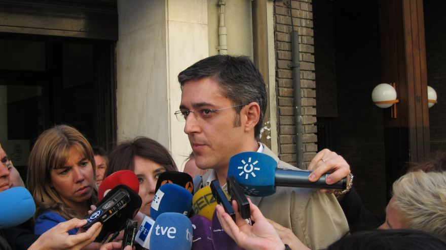 """El PSOE no ve """"injerencia"""" en el comentario de Rajoy sobre la inocencia de la infanta"""