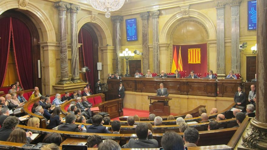 El Parlament reserva los días 4, 5 y 7 de enero para un posible pleno de investidura