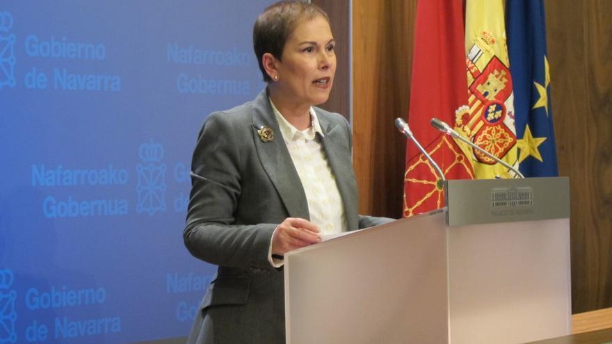 Barkos dice que el Gobierno introducirá modificaciones en el decreto del euskera tras el informe del Consejo de Navarra