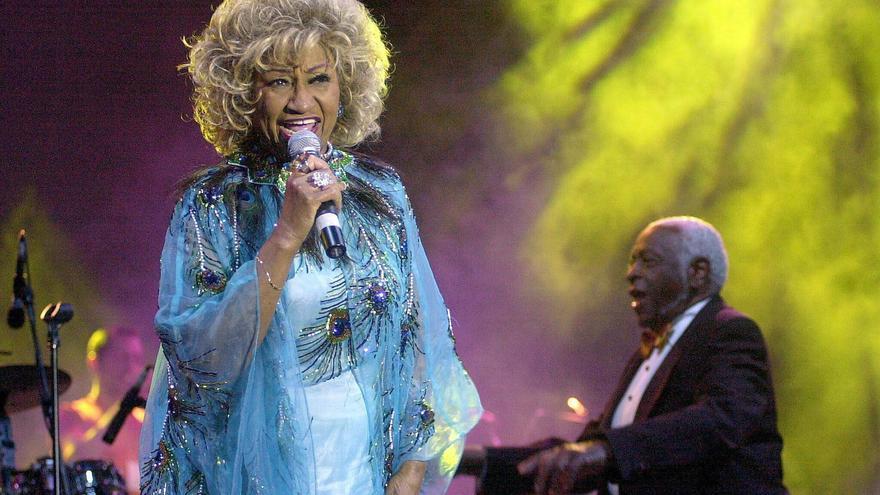 Celia Cruz: una mujer negra y pobre que forjó su éxito mundial desde Cuba