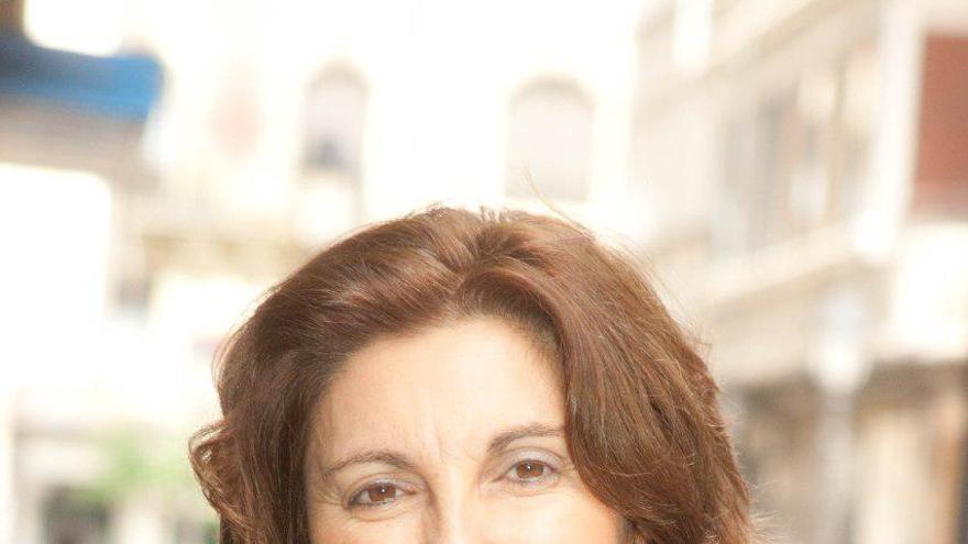 Pilar Garrido, integrante del equipo de redacción de la Ley 25.