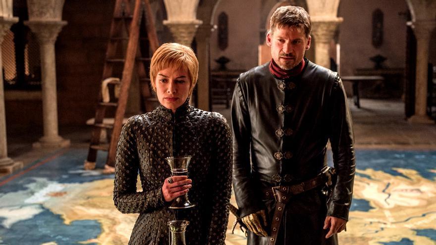Cersei y Jaime Lannister, en la nueva temporada de 'Juego de Tronos'