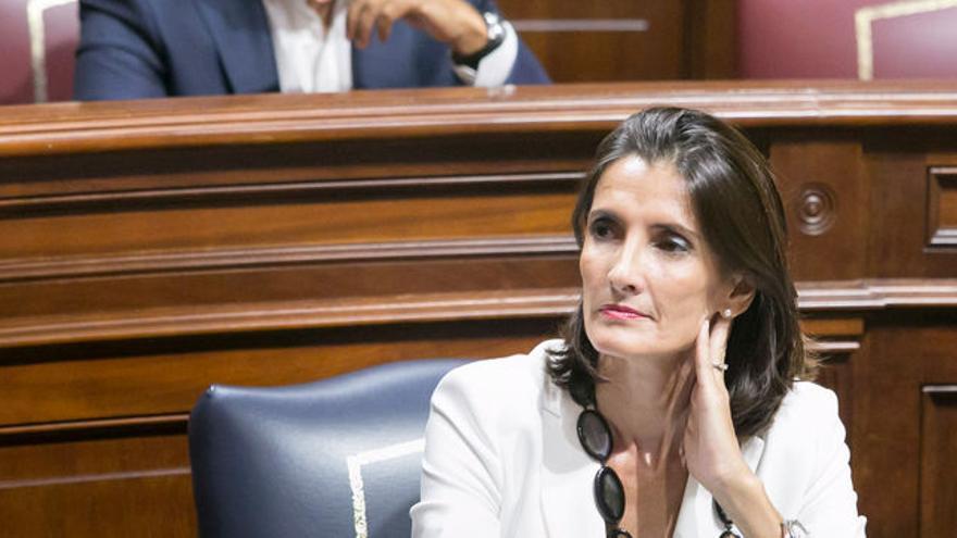 María Teresa Lorenzo, consejera regional de Turismo