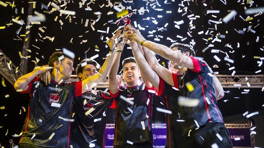 Baskonia, los mejores en League of Legends de Gamergy