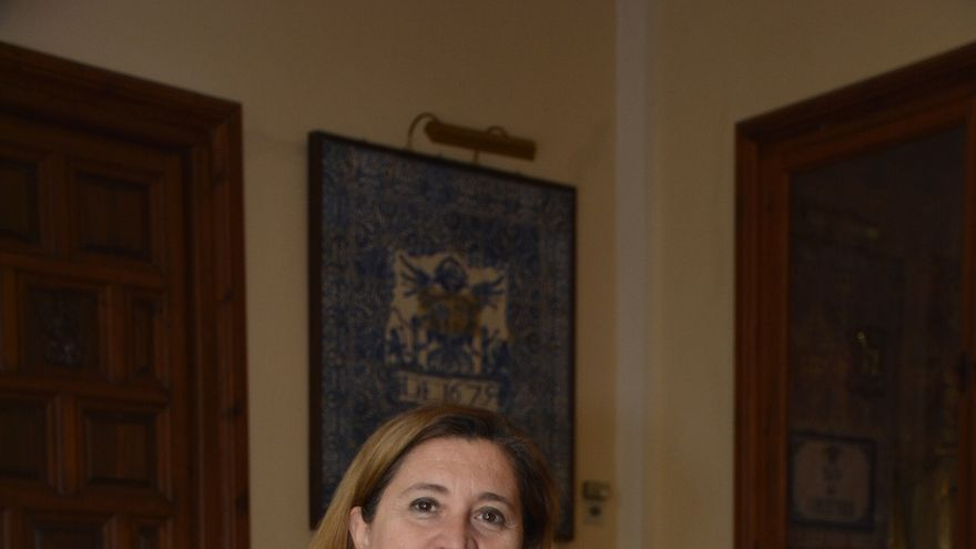 Rosana Rodríguez, concejal de Turismo del Ayuntamiento de Toledo. FOTO: Ayuntamiento de Toledo
