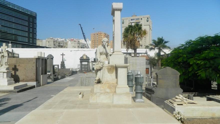 Cementerio de Vegueta en Las Palmas de Gran Canaria