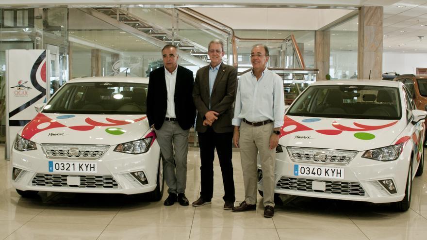 Presentación del nuevo modelo de Seat Ibiza
