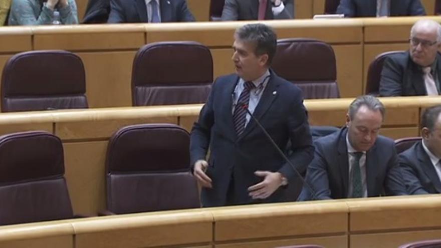 Ignacio Cosidó en el Senado