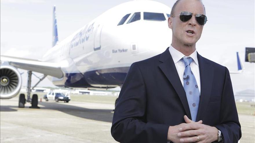 Tom Enders, Jefe Ejecutivo de Airbus y destacado portavoz del sector de defensa europeo.