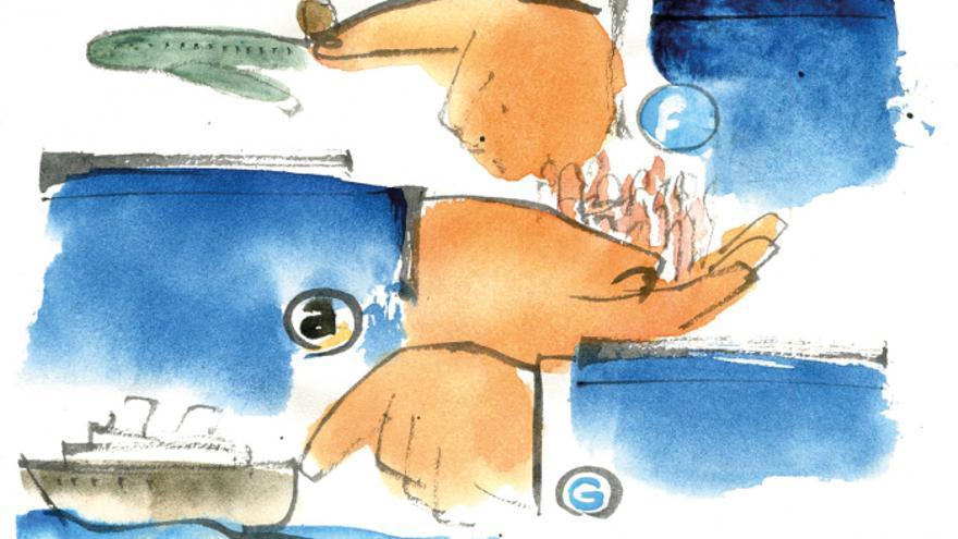 Turismo colaborativo: el pez grande se come al pequeño