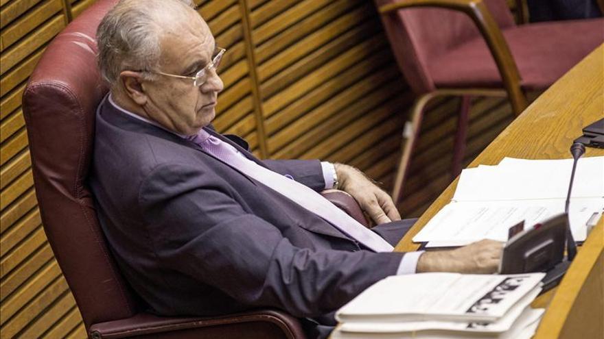 Comienza el juicio a exconseller valenciano Blasco por fraude en subvenciones