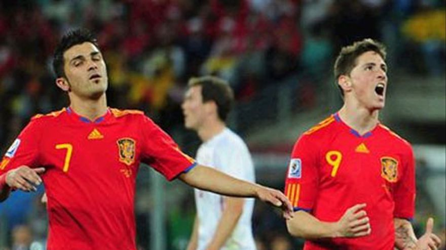 De la derrota de España ante Suiza #5