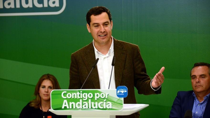 Moreno reclama cinco proyectos prioritarios para la provincia, entre ellos el metro y la Autovía del Aljarafe