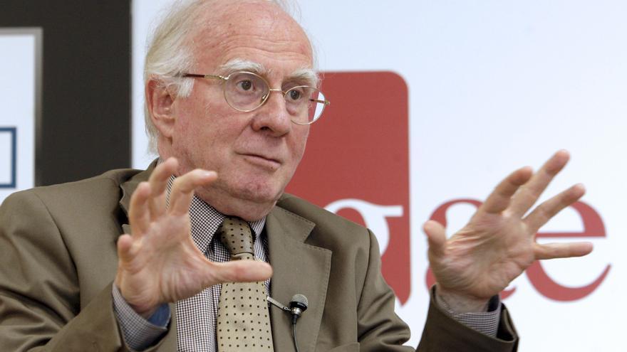 """El expresidente de la Sociedad General de Autores de España (SGAE), Eduardo """"Teddy """" Bautista"""